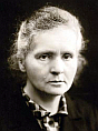 Marie Skłodowska-Curie vers 1920.